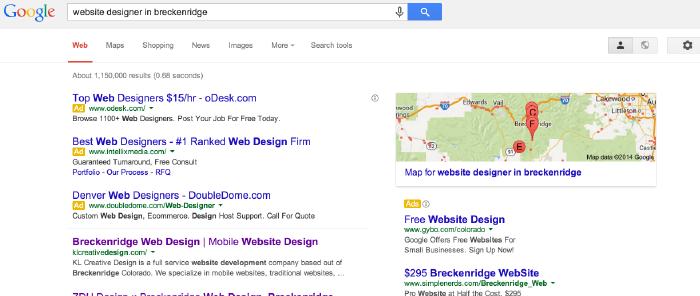 Organic Search Engine Optimization vrs PPC