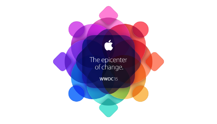 LadyBits Dev at WWDC 2015