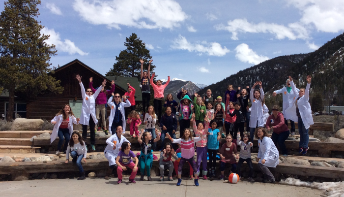 Girls in STEM - Keystone Science School