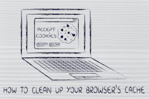 How to empty my browser's cache